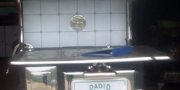 P.T Legaré, Radio